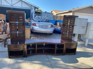 Entertainment center for Sale in Vacaville, CA