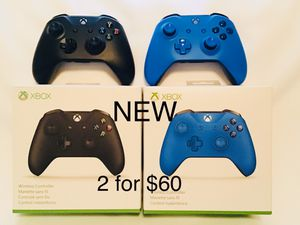 2 for $60🎁 Xbox One Controllers 🎁 for Sale in Los Angeles, CA
