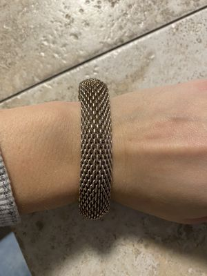 Tiffany & Co 925 Sterling Silver bracelet for Sale in Clackamas, OR