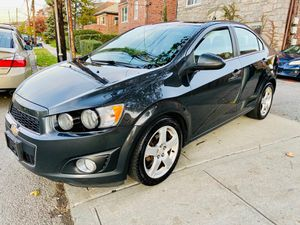 2015 Chevy sonic LTZ turbo for Sale in Greenwich, CT