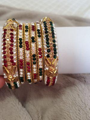 Bangles set/bracelet for Sale in Peoria, IL