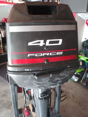 Outboard motor for Sale in Rancho Cucamonga, CA