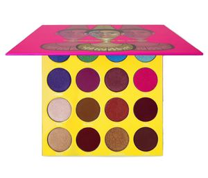 HIGHLY pigmented 16-color eyeshadow palette for Sale in Arlington, TX
