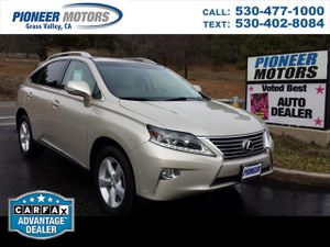 2013 Lexus RX 350 for Sale in Grass Valley, CA