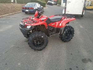 2016 kingquad 750axi for Sale in Charlotte, NC