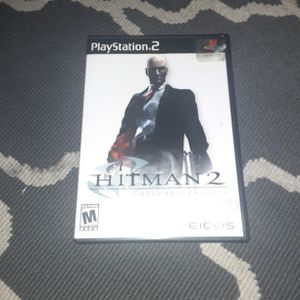 Hitman 2 Ps2 for Sale in San Diego, CA
