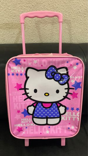 Hello kitty luggage backpack for Sale in Compton, CA