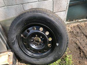255 70 18 tire and rim for Sale in Nashville, TN