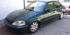 2000 honda civic dx AUTOMATIC for Sale in Fresno, CA
