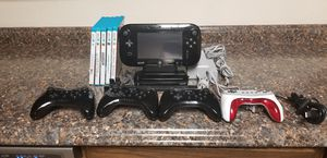 Nintendo Wii-U Bundle for Sale in Tigard, OR