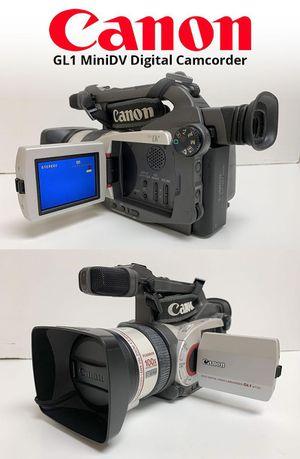 Canon GL1 MiniDV Digital Camcorder for Sale in Miami, FL