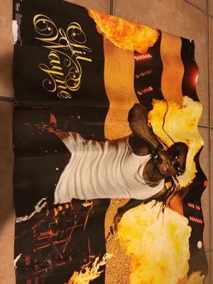 lil wayne poster for Sale in Lawndale, CA