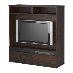 TV stand/storage unit - walnut effect for Sale in Renton, WA