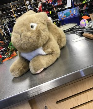 Bunny plushy for Sale in NJ, US