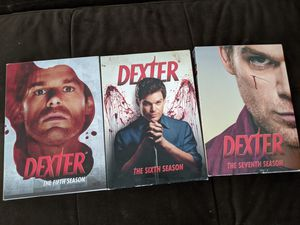 Dexter DVD'S for Sale in Rancho Cucamonga, CA