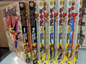 Yu-Gi-Oh! original manga volumes 1-7 for Sale in Houston, TX