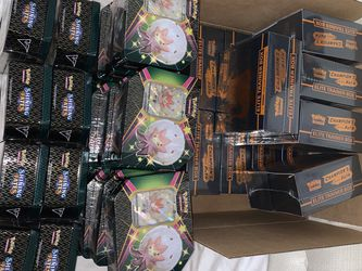 Champions Path Etb Shining Fates Tins Bulk!!! for Sale in Queens,  NY