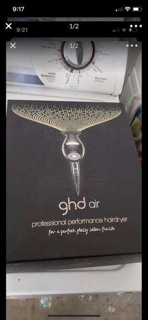 GHD air professional HAIRDRYER for Sale in Lake Elsinore, CA