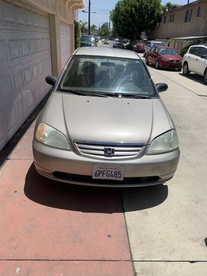 2002 Honda Civic for Sale in Paramount, CA