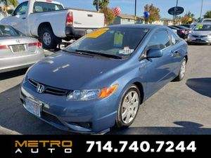 2006 Honda Civic Cpe for Sale in La Habra, CA