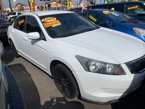 -2009-Honda-Accord-EZ CREDIT-CREDITO FÁCIL- for Sale in Compton, CA