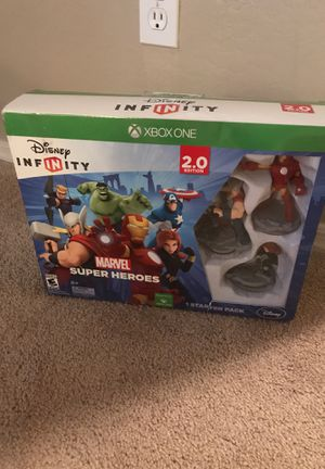 Xbox one Disney Infinity game marvel NEW! for Sale in Gilbert, AZ