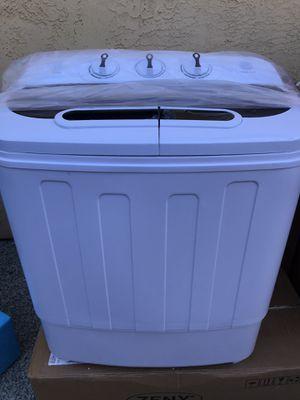 Brand New Mini Black and White Washing Machine for Sale in Chula Vista, CA