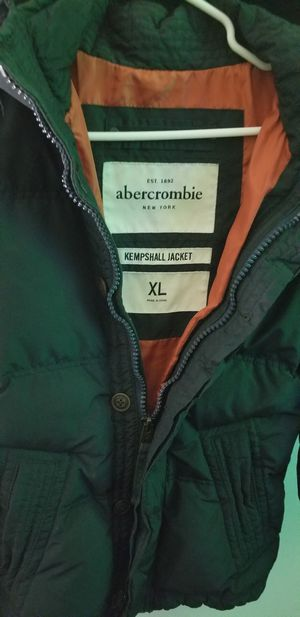 Abercrombie Kempshall Jacket XL for Sale in Fairfax, VA