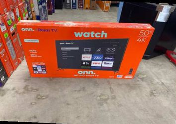 ONN 100012585 50in tv 🔥🔥🔥 S15H6 for Sale in Webster,  TX