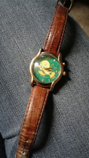 Musical Tweety Bird watch. (Plays Loony Toons theme). for Sale in Denver, CO