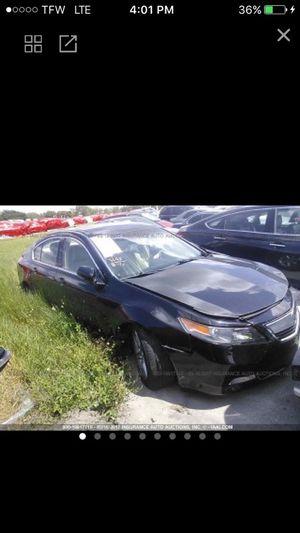 2009 2010 2011 2012 2013 Acura TL for Sale in Miami, FL