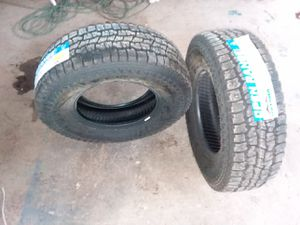 brand new 235.75.r15 open range tires for Sale in Prineville, OR