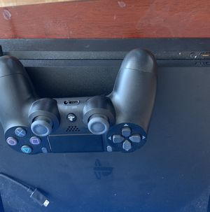 Ps4 1 TB and games for Sale in Quincy, MA
