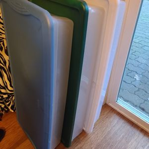 STORAGE TOTES LONG BINS UNDER BED STORAGE for Sale in Portland, OR