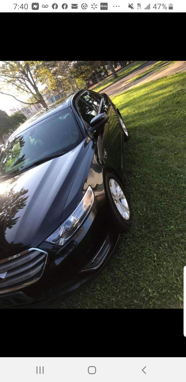 2014 ford Taurus sel 137k miles 4 cylinder eco boost