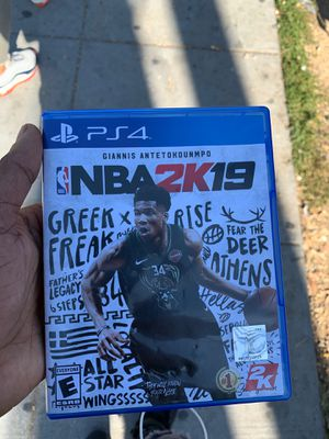 NBA 2k19 for Sale in Washington, DC