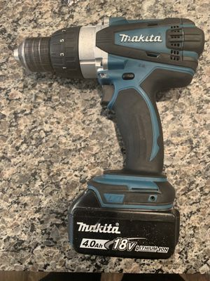 Makita 18V drill for Sale in Meridian, ID