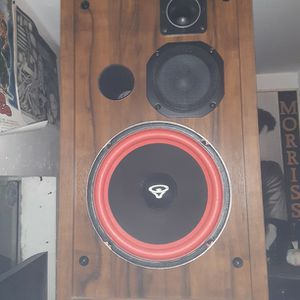2 Cerwin Vega D-3 Hi-fi Stereo Speakers Mint for Sale in Los Angeles, CA