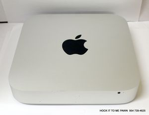 Apple Mac Mini Late 2014 i7 3.0 GHz 16GB 500GB HDD A1347 for Sale in North Lauderdale, FL