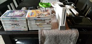 Wii bundle with games, skylanders and other extras for Sale in Appleton, WI
