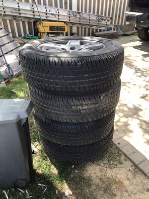 Dodge Charger tires for Sale in Silver Spring, MD