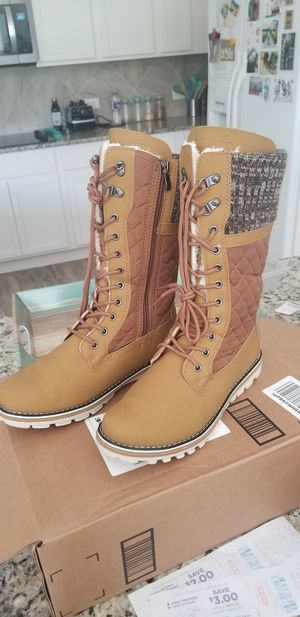 Womens new Winter, Thermal Snow & Outdoor, Durable Boots for Sale in Round Rock, TX