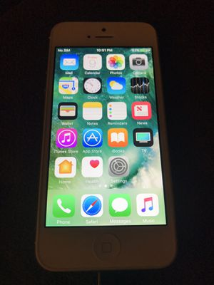 Unlocked iPhone 5 with 32gb for Sale in Boston, MA