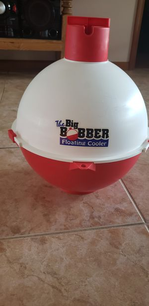New bobber floating cooler for Sale in West Palm Beach, FL