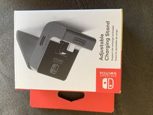 Nintendo switch adjustable charging stand new for Sale in Miami, FL
