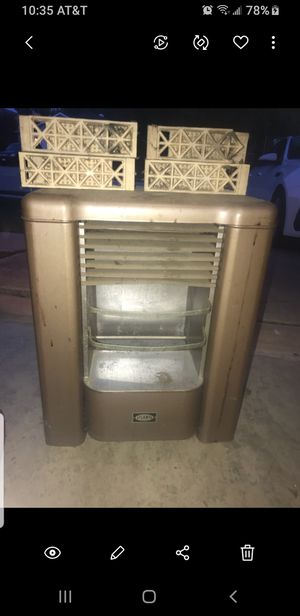 Vintage gas heater for Sale in Hickory Creek, TX