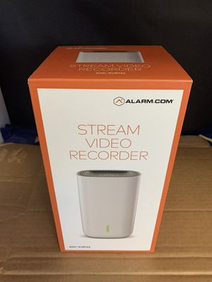 AlarmCom Stream Video Recorder ADC-SVR122 for Sale in Watertown, CT