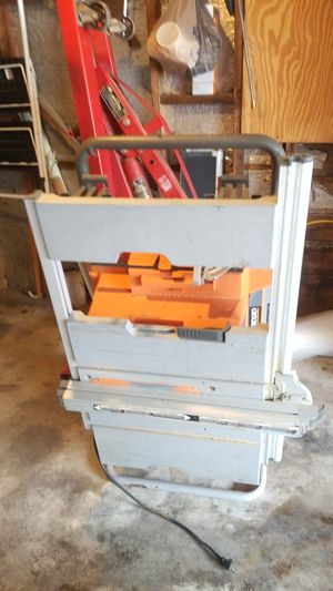 Bridget table saw for Sale in Columbus, OH