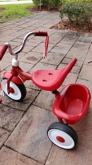 Bike, bycicle girls kid child toy ride on for Sale in Parkland, FL