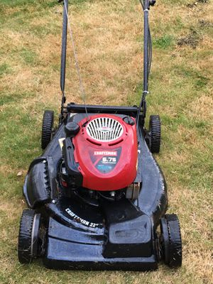 Lawnmower for Sale in Tacoma, WA